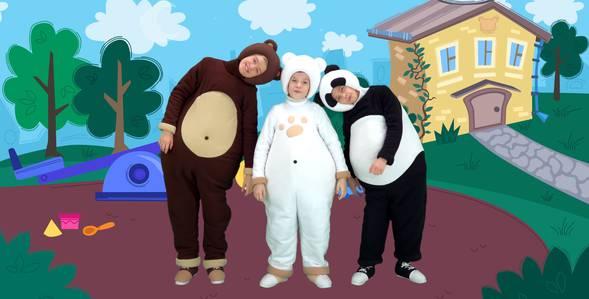 Серия 24. ДуДуДу Три медведя смотреть онлайн