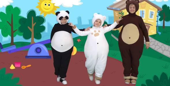 Серия 19. Дружба Три медведя смотреть онлайн