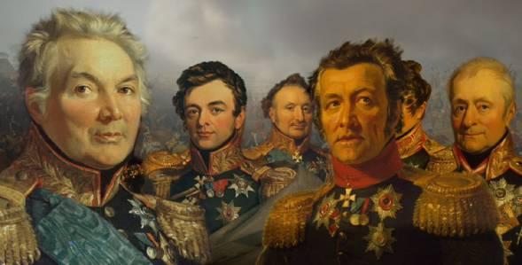1 серия 1812-1815. Заграничный поход смотреть онлайн