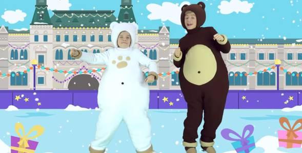 Серия 7. Новый Год! Три медведя смотреть онлайн