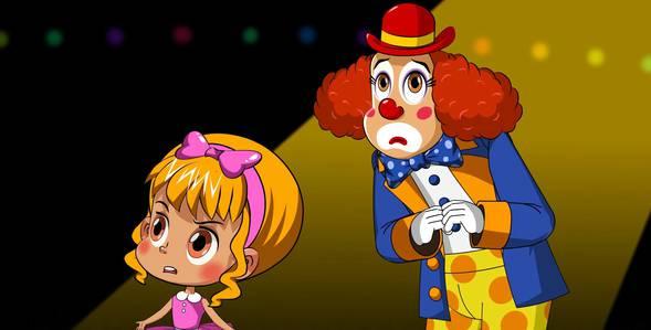 25 серия. Пугающее происшествие в цирке Машкины страшилки смотреть онлайн