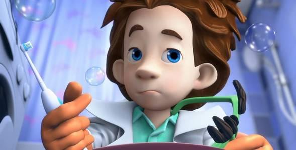 Серия 11. Зубная щётка Фиксики смотреть онлайн