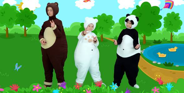 Серия 16. Лето Три медведя смотреть онлайн