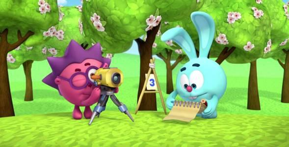 33 серия. Детский сад Смешарики. Новые приключения смотреть онлайн