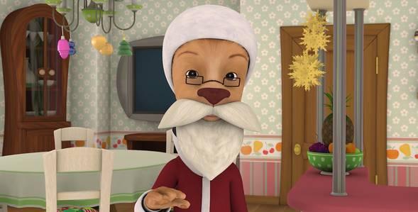 37 серия. Здравствуй, Дедушка Мороз! Барбоскины смотреть онлайн