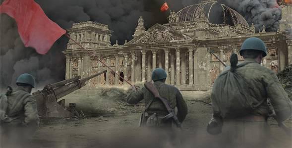 16 серия. Битва за Германию Великая война смотреть онлайн