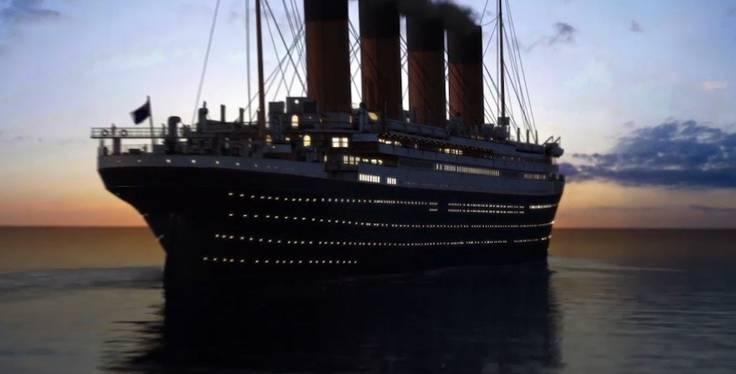 Титаник. Трейлер