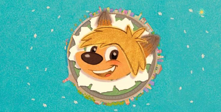 Клео — забавный щенок. Трейлер
