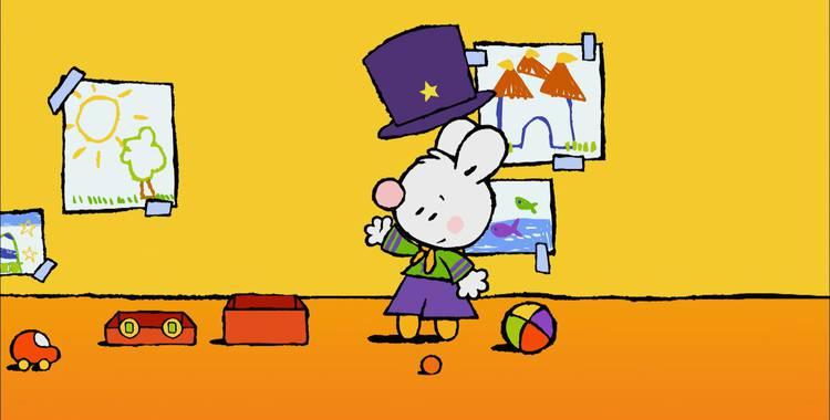 43 серия. Как я впервые устроил пижамную вечеринку Крошка Крольчонок смотреть онлайн