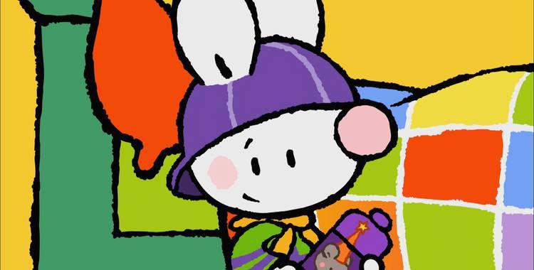 35 серия. Как у меня впервые выпал зуб Крошка Крольчонок смотреть онлайн