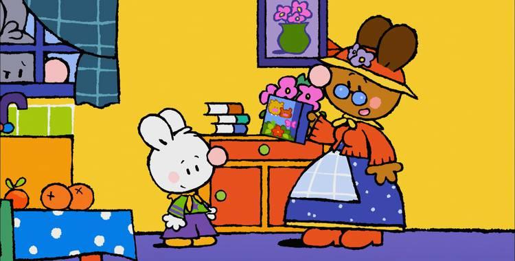 56 серия. Как я в первый раз нашёл очень ценную вещь Крошка Крольчонок смотреть онлайн