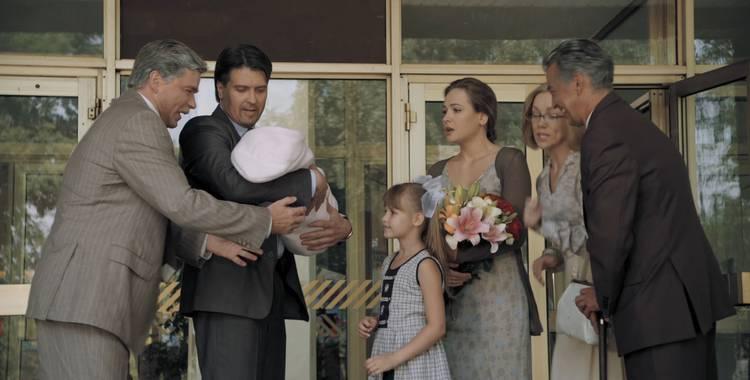 14 серия Дом с лилиями смотреть онлайн