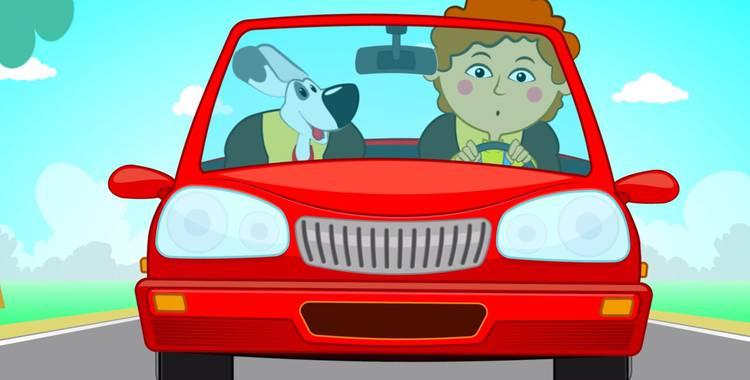 7 серия. Машинка Синий трактор смотреть онлайн