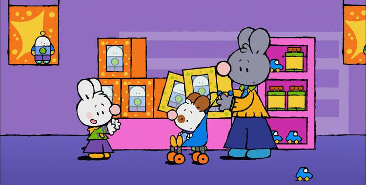 30 серия. Как я впервые сделал робота Крошка Крольчонок смотреть онлайн