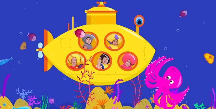 Серия 31. Подводная лодка Кукутики смотреть онлайн