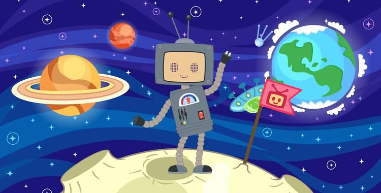 62 серия. Робот Кукутики смотреть онлайн
