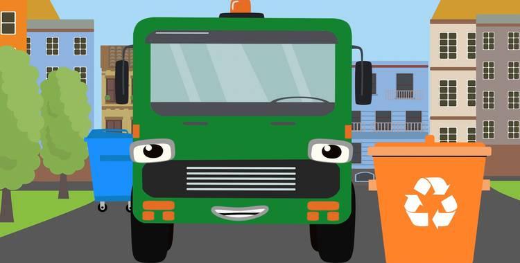 20 серия. Разноцветный трактор Синий трактор смотреть онлайн