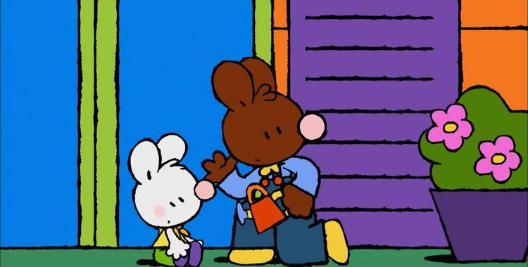 31 серия. Как я впервые оказался в плену Крошка Крольчонок смотреть онлайн