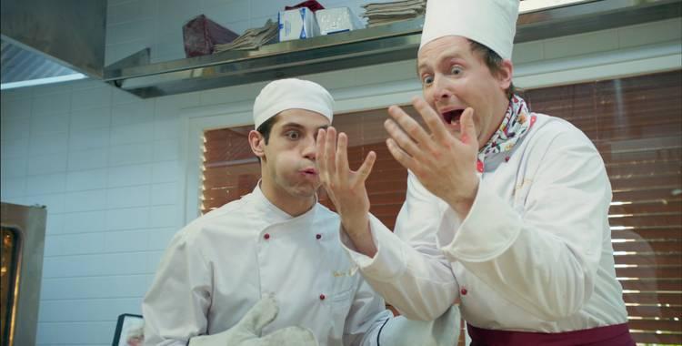 9 серия Кухня смотреть онлайн