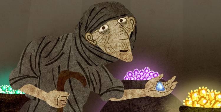Две недлинных сказки Гора Самоцветов смотреть онлайн