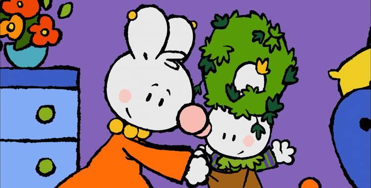 65 серия. Как я в первый раз надел маскарадный костюм Крошка Крольчонок смотреть онлайн