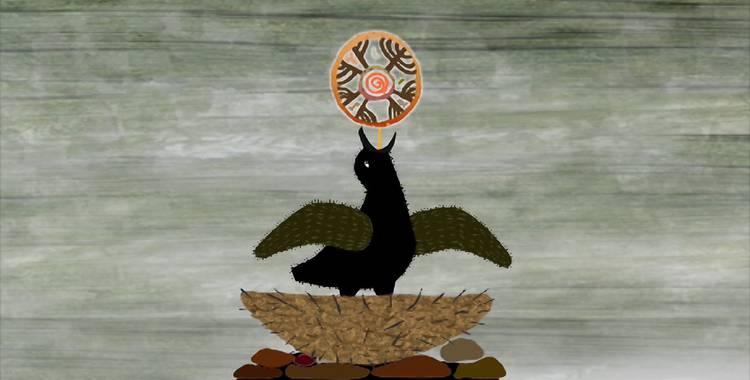 Про ворона Гора Самоцветов смотреть онлайн